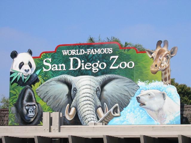 visiter le plus grand zoo du monde à San Diego, Balboa