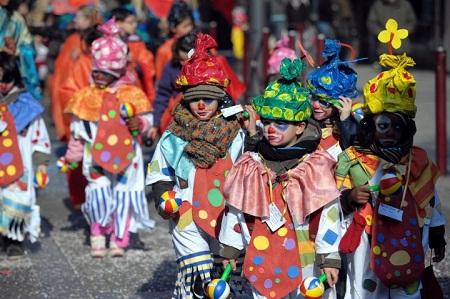 carnavals du monde