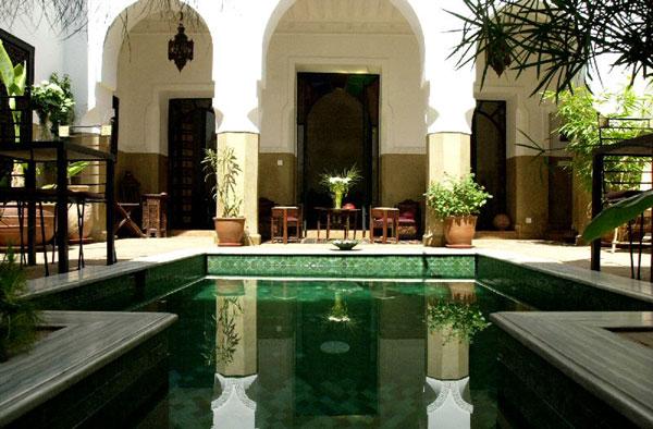 voyager a marrakech