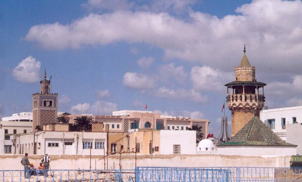 voyager en tunisie